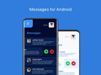 Messages for Android