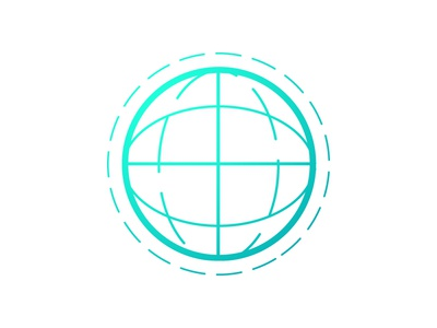 Globe logomark
