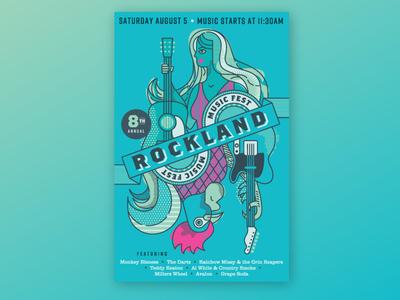 Rockland Music Festival
