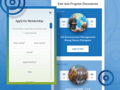 Apply Form UI