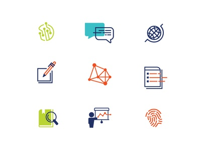 Web Icons: Social and Economic Research