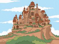 Castle Color Test