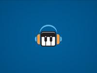 Music App Logomark