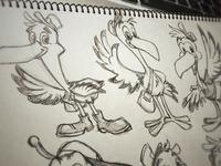 Stork Progress