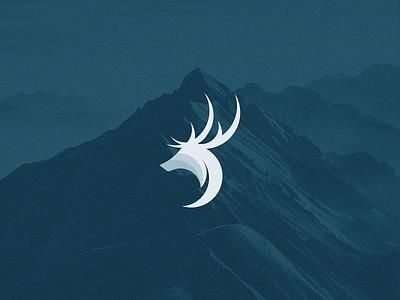 Deer Logomark deer logodesign logomark icon illustration vector branding logo brand corporate