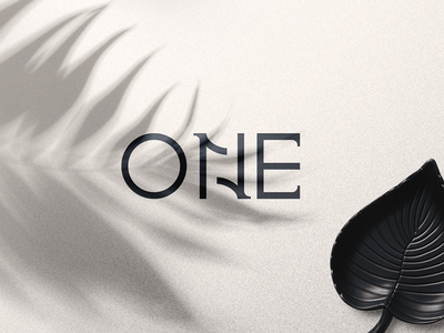 ONE Brand branddesign logomark logodesign branding logo brand corporate