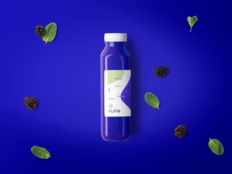 nulito berry fruits product designs product design packagedesign juice bottle package branding design branding