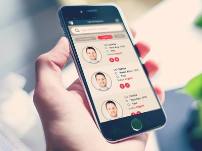 Winning design in 99 designs - mobile app for health company health mobile app ui ux ux ui