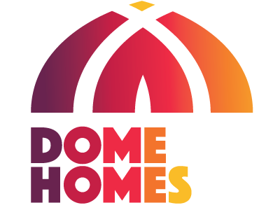 Dome Homes Ver 1 80s vhs vhs tape camping monoline fat type retro dome home tent yurt