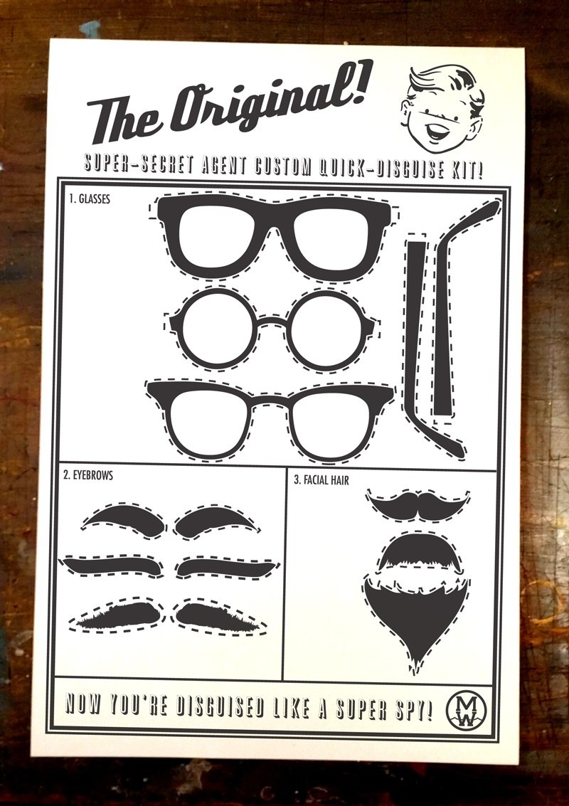 Disguise kit dribble