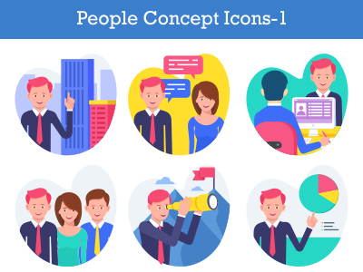 People Concept Icon 1