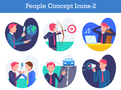 People Concept Icon 2