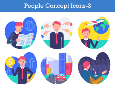 People Concept Icon 3