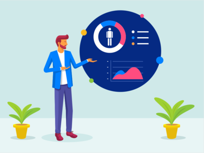 Data Analytics Concept Illustration