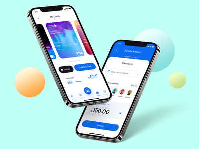 SwiftPay Application money transaction payment figma ios mobile user experience user interface user uiux internet banking banking application app finance ux ui