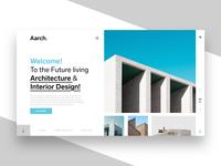 Arch. (Architecture & Interior Homepage)