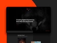 Foxen Landing page
