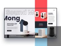 Sound Mong Web UI