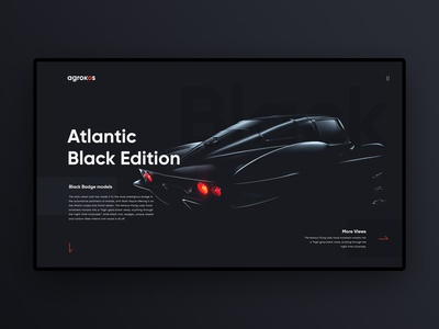 Atlantic Black Edition