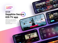 Sapphire Secure (all screens)
