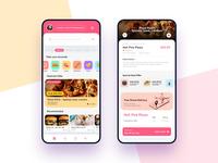 Online Food Order app
