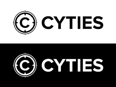 Cyties | Logo graphic identity branding logo