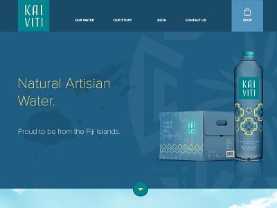 Kai Viti Website ux ui brand guidelines identity branding website web design