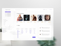 Movie Player Platform UI