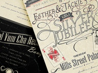 Esther & Jackies (not quite) Silver Jubilee - progress update
