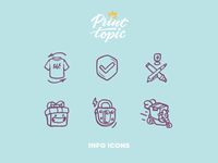 Info Icons | Print Topic