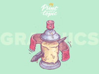 Graphics icon | Print Topic