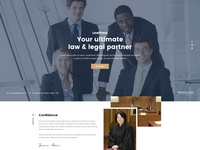 LawPress - Template For Lawyer, Attorney and Legal Agency