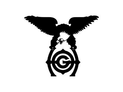 HOG Logo motorcycle logo monogram eagle harley davidson harley hog