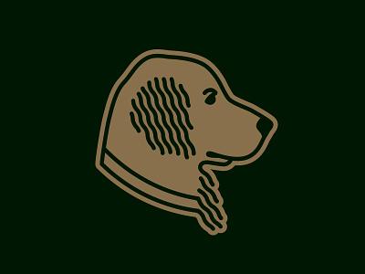 National Dog Day golden dog