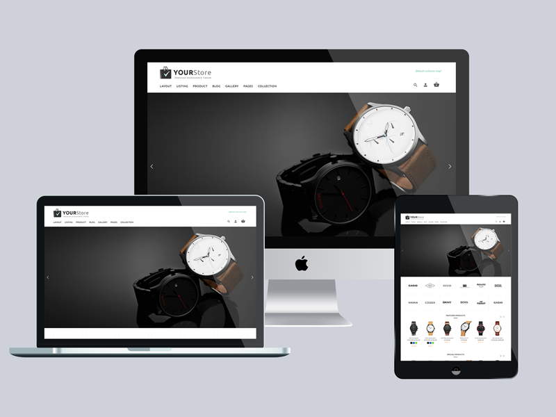 YourStore - Woocommerce theme (Version 1.7) parallax purpose multi menu store boutique fashion themes templates woocommerce