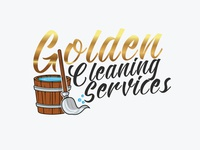 Golden Cleaning Services Logo