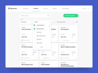 OpenInvest - Institutional Dashboard - Portfolios