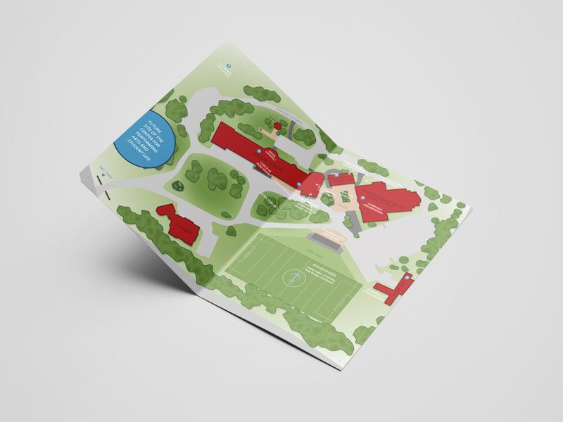Map Design adobe illustrator map design