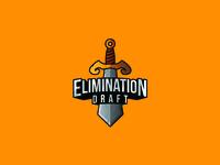 Elimination Draft Logo