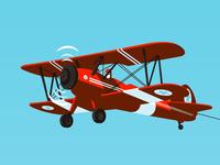 A Plane!