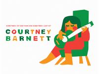 Courtney Barnett: Sometimes I Sit And Think