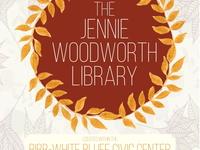 Jennie Woodward Library Information Flier