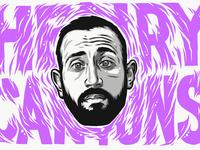 Underground Hip Hop Heads - Henry Canyons