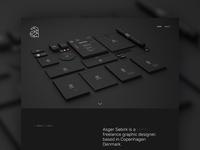 ASDESIG / Webpage