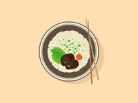 Taiwan Cuisine: Beef Noodle Soup