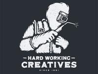 HARD WORKING CREATIVES
