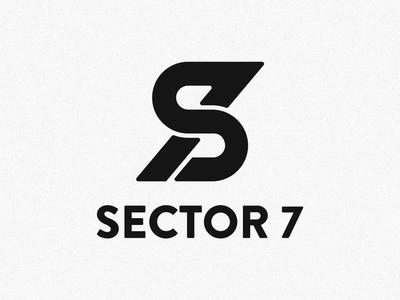 S+7 Logo Design by Charley Pangus