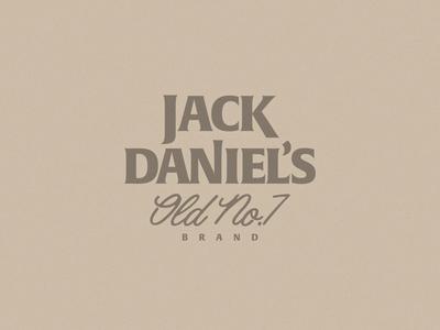 JACK DANIEL'S REBRAND