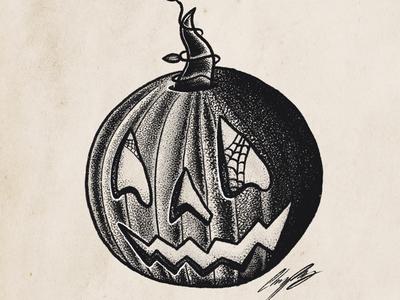 Artober Pumpkin