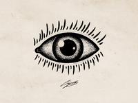 Eye By Charley Pangus